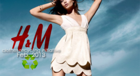 H&M to introduce clothing recycling initiative